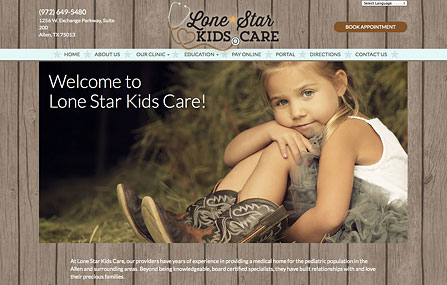 Lonestar Kids Care